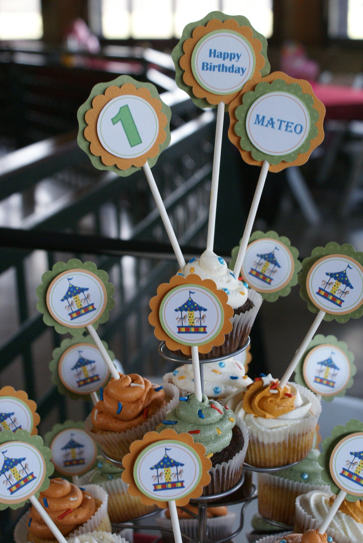 Carousel Cake Toppers Ebay