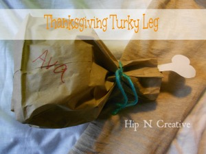 TurkeyLegCraft | HIP N CREATIVE
