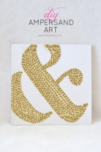 ampersand thumbtack