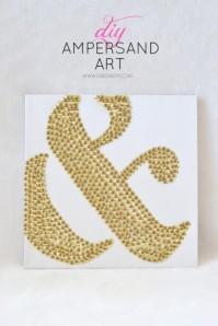 ampersand thumbtack