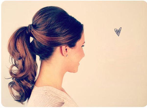 Hair Ponytail Styles: Hip N' Creative