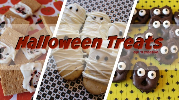 Halloween Treats | Hip n Creative