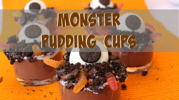 Halloween Monster Treats