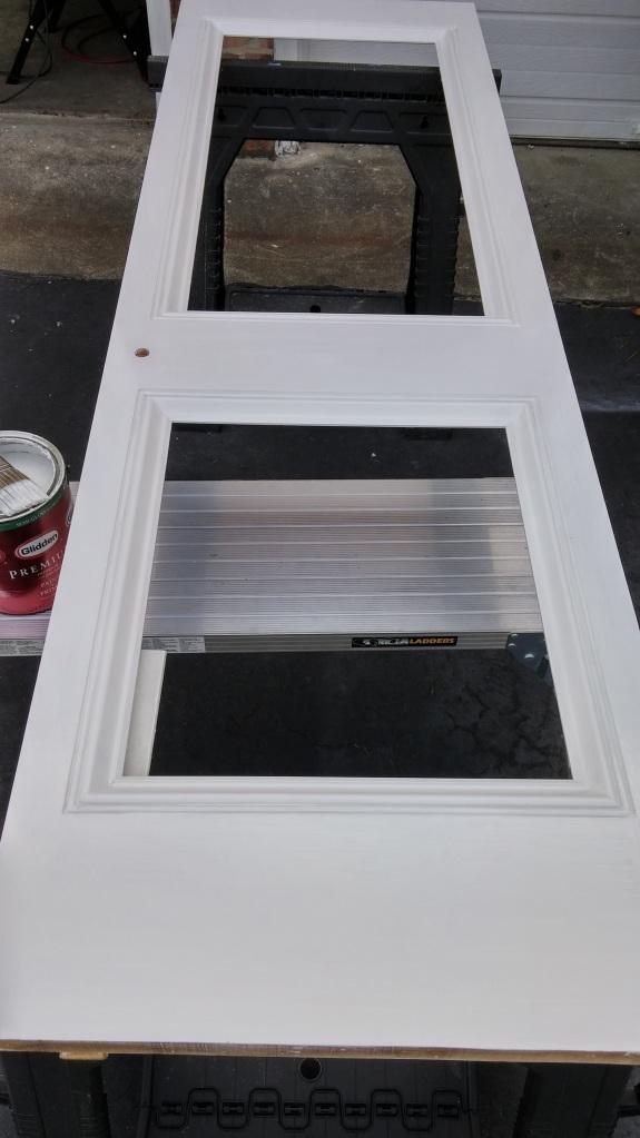 Custom Door Painting
